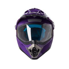CAPACETE TEXX MX DOUBLE VISION na internet