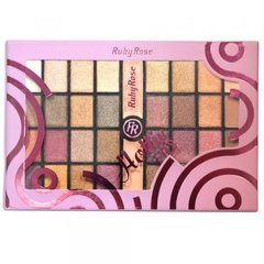 Paleta de Sombras Hottie Eyes - Ruby Rose (HB 9975) - Geth Distribuidora
