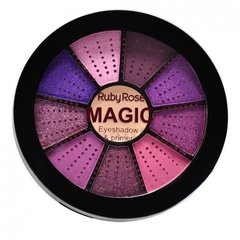 Mini Paleta De Sombras Magic - Ruby Rose (HB 9986/6)
