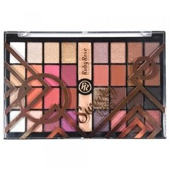 Paleta de Sombras Sweety Eyes - Ruby Rose (HB 9972)