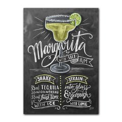 Quadro Decorativo Margarita Drink