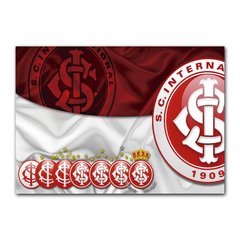 Quadro Decorativo Inter Logo