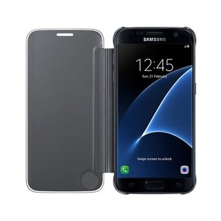 Clear View Cover original Samsung - Movil Store - Accesorios para Celulares