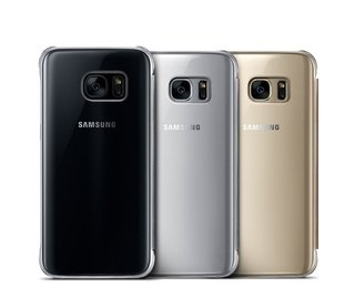 Clear View Cover original Samsung - tienda online