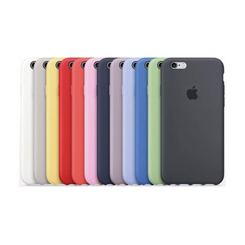 Silicone Ipone 6 - 7 -  8