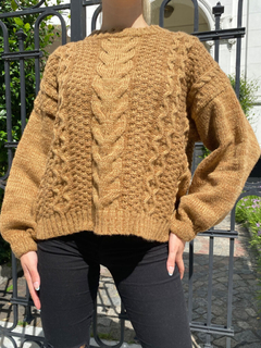 Sweater Trenza Dolce Frizz. - comprar online