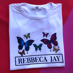 Remera RJ mariposas en internet