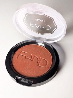 Blush Compacto - Fand Makeup