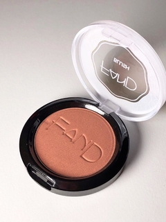 Blush Compacto - Fand Makeup na internet