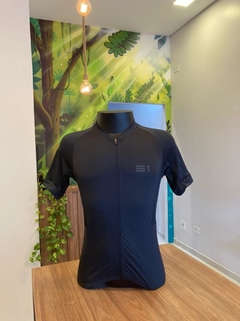 Camisa Ciclista All Black