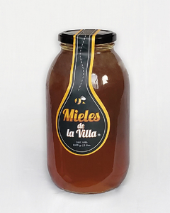Miel de abejas 100% natural de Bosque Seco Tropical (1000ml - 1400 gr)