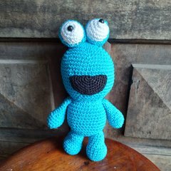 Amigurumi Cookie Monster - comprar online
