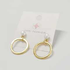 ARETES CIRCULO - Vani Fashion