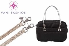 BOLSA SUNDAR CROSS BODY CHICA NEGRA - Vani Fashion