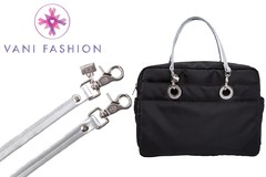 BOLSA SUNDAR CROSS BODY MEDIANA NEGRA en internet