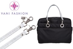 BOLSA SUNDAR CROSS BODY MEDIANA NEGRA - Vani Fashion
