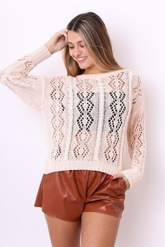 Sweater Tropical calado en internet