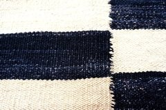 Kilim Black and White 0013 en internet