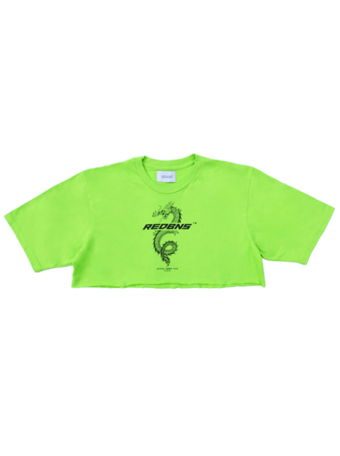 CHINESE GANG CROPPED TSHIRT