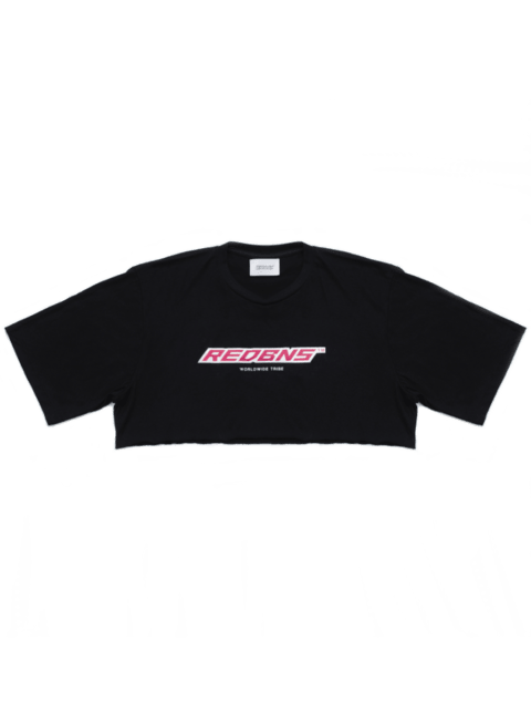 RACE LOGO CROPPED TEE
