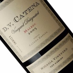 DV Catena Malbec Nicasia Vineyard  en internet