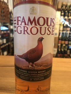 The Famous Grouse Whisky 750 ml - comprar online