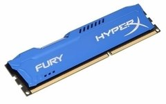 Memória Kingston Fury Hyper X 4gb Ddr3 1600