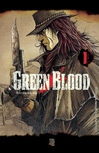 GREEN BLOOD #1