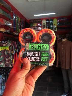 rodas para skate bones wheels 56mm