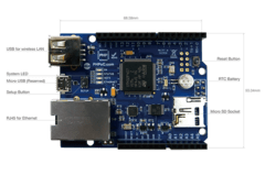 PHPoC Shield for Arduino - comprar online
