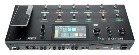 Headrush Pedalboard Multiefecto Eleven Hd Tactil en internet