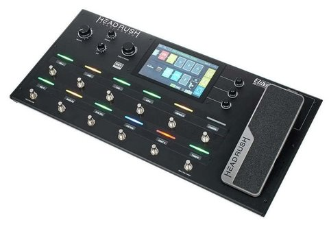 Headrush Pedalboard Multiefecto Eleven Hd Tactil - Kairon Music Srl