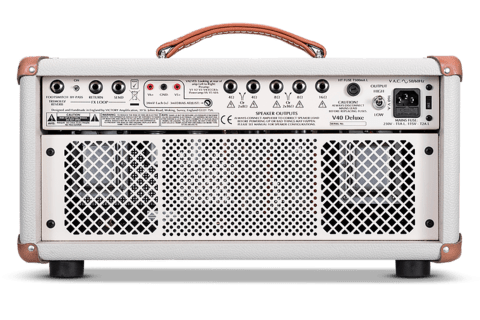 Cabezal Valvular Victory Amps V40 The Duchess Deluxe 40 Watts - comprar online