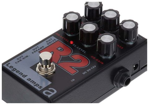 Pedal AMT R2 Legend Amps II Rectifier Emulates en internet