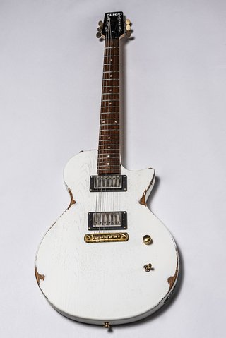 Guitarra Slick Guitars SL52 White Les Paul