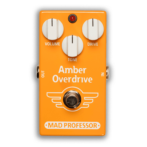 Pedal Mad Professor Amber Overdrive