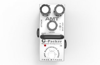 Pedal AMT G Packer Compresor Para Guitarra GP1