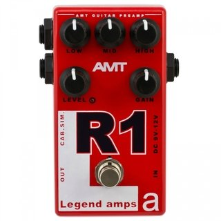 Pedal AMT R1 Legend Amps Rectifier Emulates