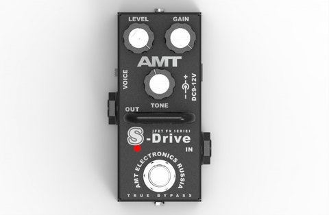 Pedal AMT S Drive SD2 Mini Series