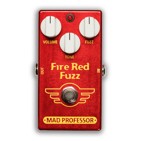 Pedal Mad Professor Fire Red Fuzz