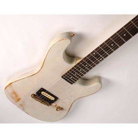 Guitarra Slick Guitars SL54 White Stratocaster