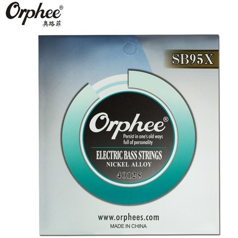 Encordado Orphee Nickel Alloy SB95X Para Bajo 5 Cuerdas .45-125