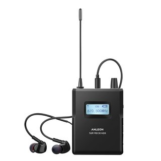 Anleon S2R Receptor Monitor Inalambrico In Ear