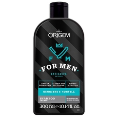 Origem For Men Shampoo Anticaspa 300ml