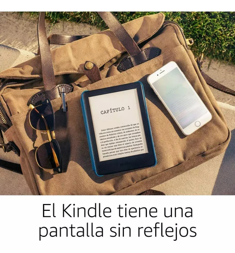 Amazon Kindle Ebook 10generacion Luz Bluetooth - Oferta Mayor