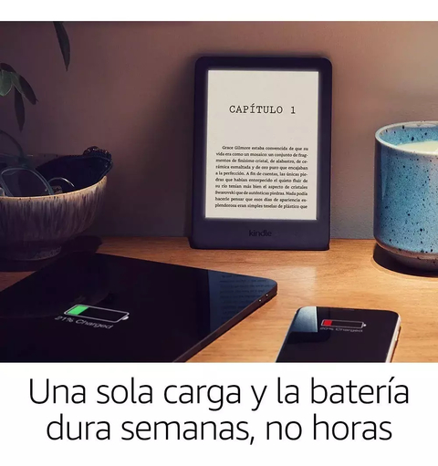 Amazon Kindle Ebook 10generacion Luz Bluetooth en internet