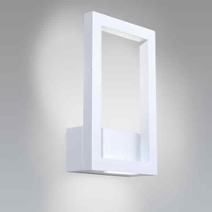 Aplique de pared LED de diseño rectangular 15w GME.56