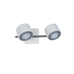 Aplique de pared de diseño de 2 luces Ar111 VGN.9