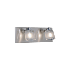Aplique de pared de diseño de 2 luces G9 VGN.11