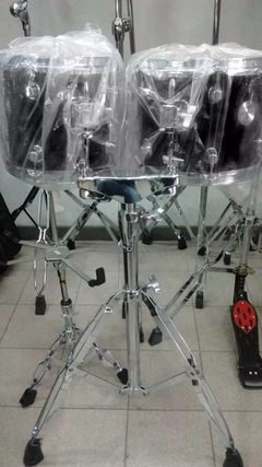 Mapex Voyager tom Pack , Tom 10´+ 12´color Negro + Soporte